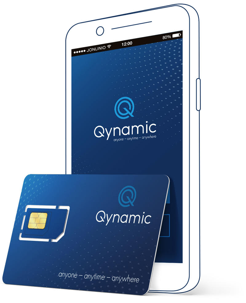 Qynamic Wordwide mobile internet